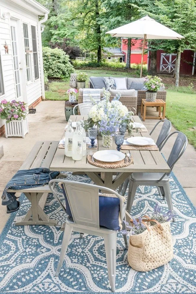 29 Amazing Garden Ideas Backyards 4 Avec Images Meuble Jardin Idees Jardin Patios