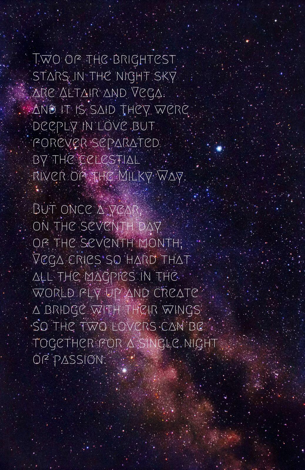 Altair And Vega Long Lost Lovers Star Crossed Love Deeply Vega