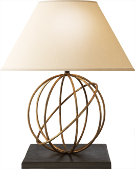 New Product: Orbe Table Lamp by David Easton: SE3005