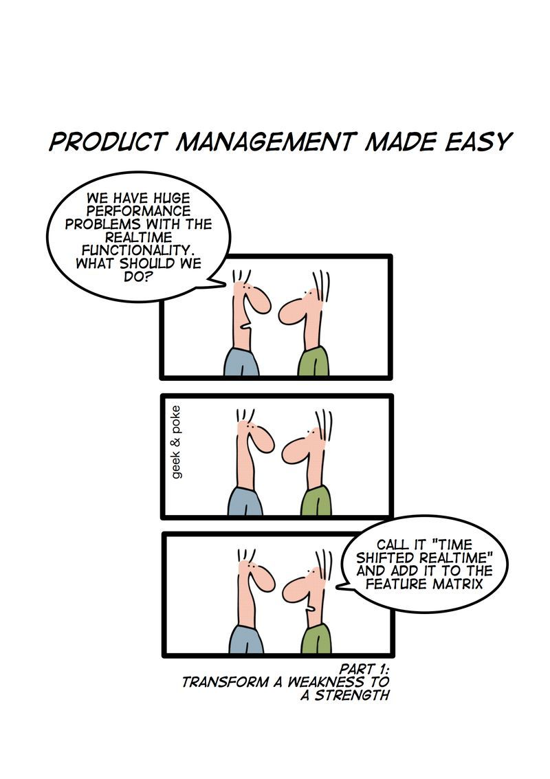 product management made easy transform a weakness to a strength product management made easy transform a weakness to a strength prodmgmt