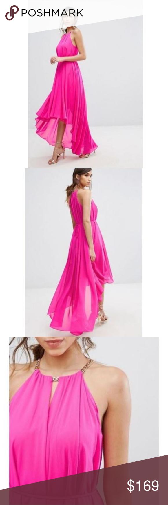 40cbf1b33f78d Ted Baker Dress size 3 US 8 Harpah High Low Dress Ted Baker Dress size 3