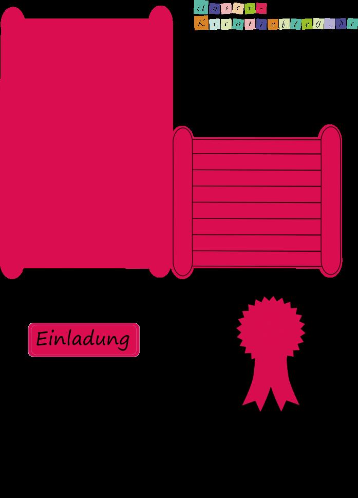 Photo of Einladung zum Pferdegeburtstag basteln | Unser Kreativblog – My Blog