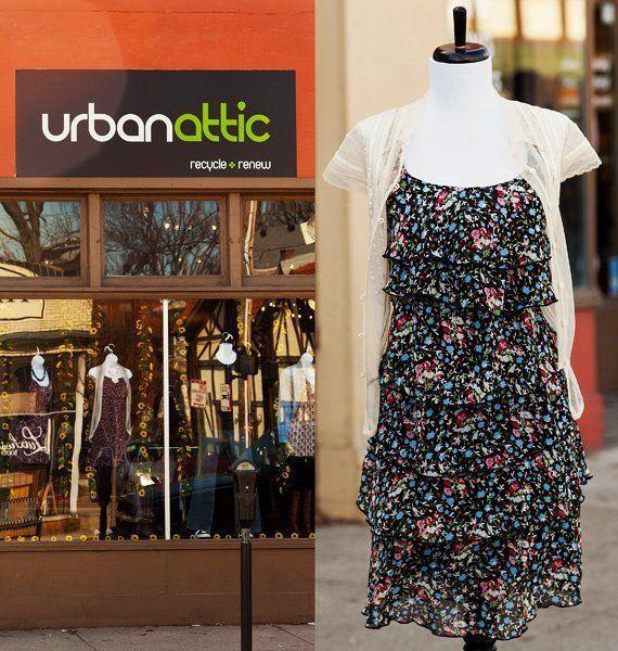 Photos For Urban Attic Yelp Fashion Consignment Boutique Maxi Dress
