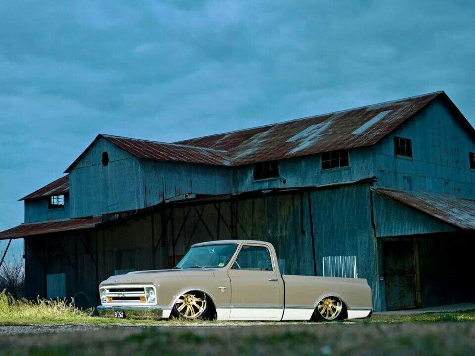 Classic 67 Chevy..