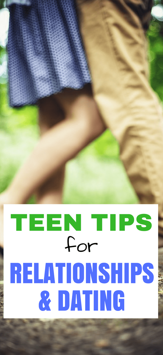 healthy dating tips for teens: