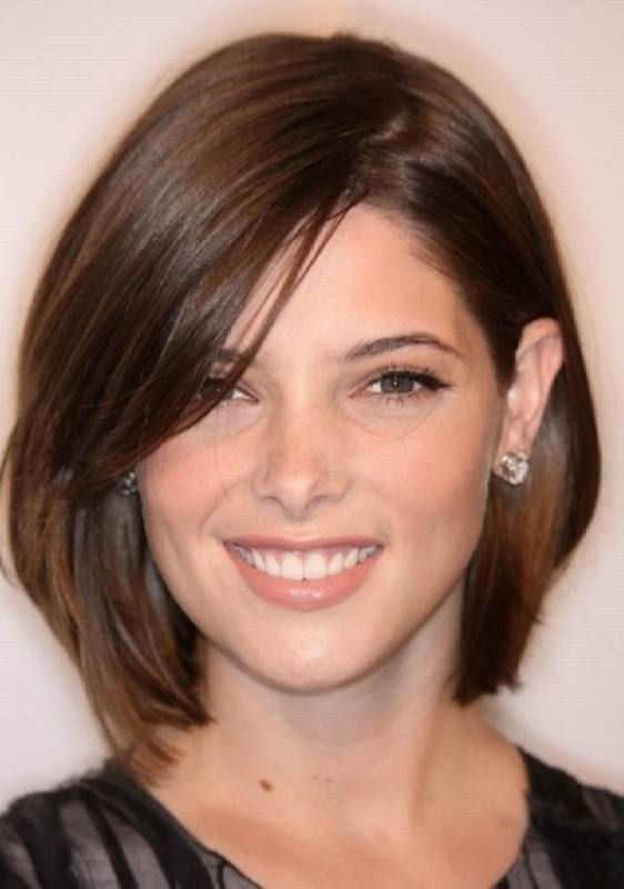 Hairstyles For Thinning Hair On Top Asymmetrical Hairstyle For Thin Hair And Oval Face  Google Search