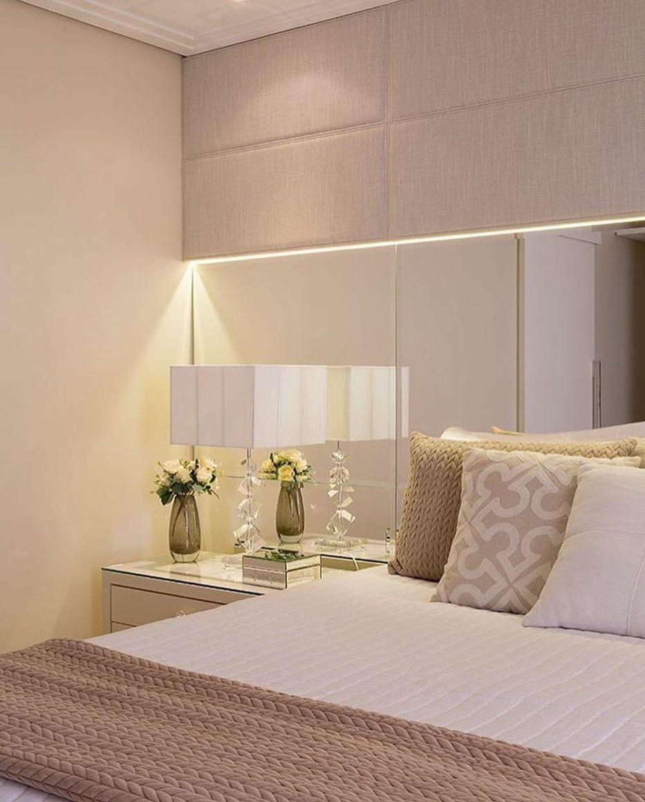 Pin de guadalupe ram rez em interiores dormitorio deco for Dormitorio principal m6 deco