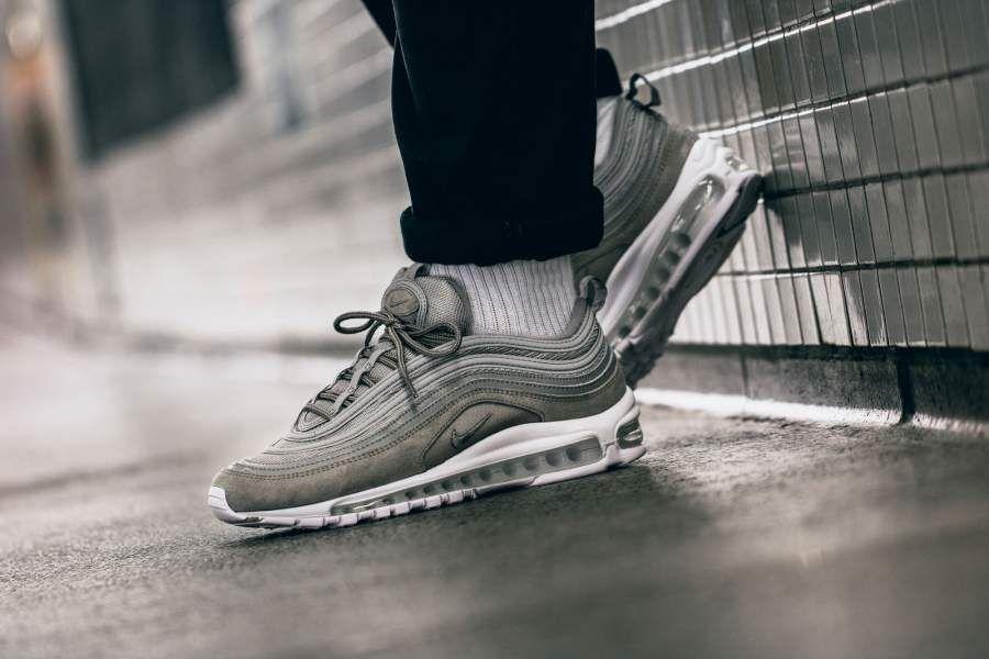 0b7cf3099b30e Nike Air Max 97 Cobblestone / White | Shoes
