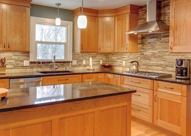 Sutherlands Bridgewood Custom Cabinetry —Semi-custom ...