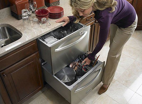 What Do You Think Of Dishwasher Drawers