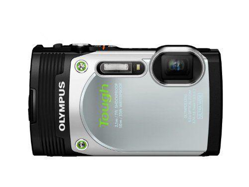 Olympus Stylus TG-850 IHS 16 MP Digit…
