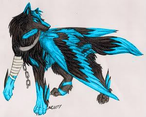 Anime White Wolf with Wings   Pack of Wolves~* Loners welcome as well!   Page 98   Forum   Gaia ...