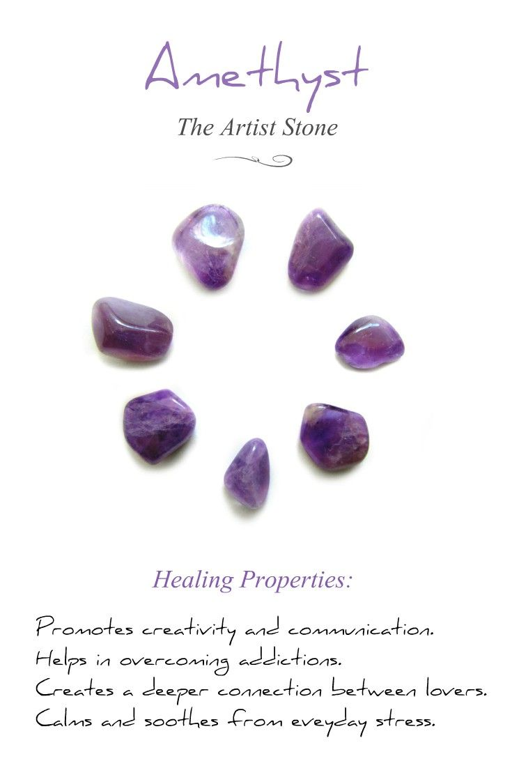 Mysterious Amethyst: The Magic Properties of a Stone