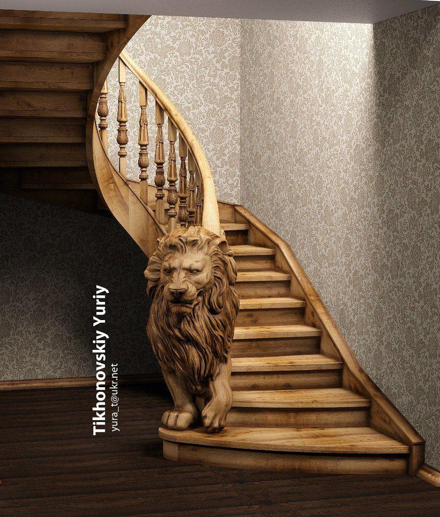 Yura tikhonovsky vk fantasy dwellings pinterest staircases