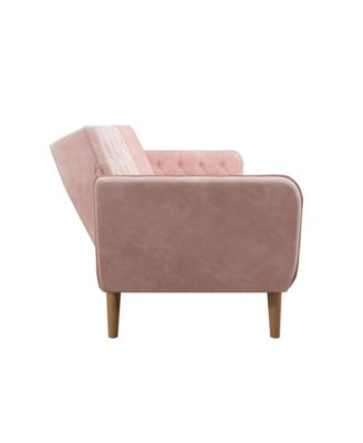 Novogratz Tallulah Memory Foam Futon Green Mattress Furniture Novogratz Futon