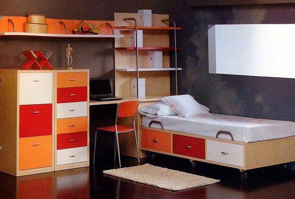 Modular juvenil 61 de muebles arevalo dormitorios de madera maciza en madrid modular juvenil - Dormitorios juveniles de madera maciza ...