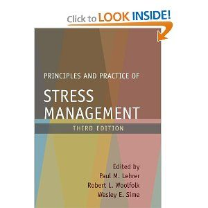 Principles and Practice of Stress Management, Third ...