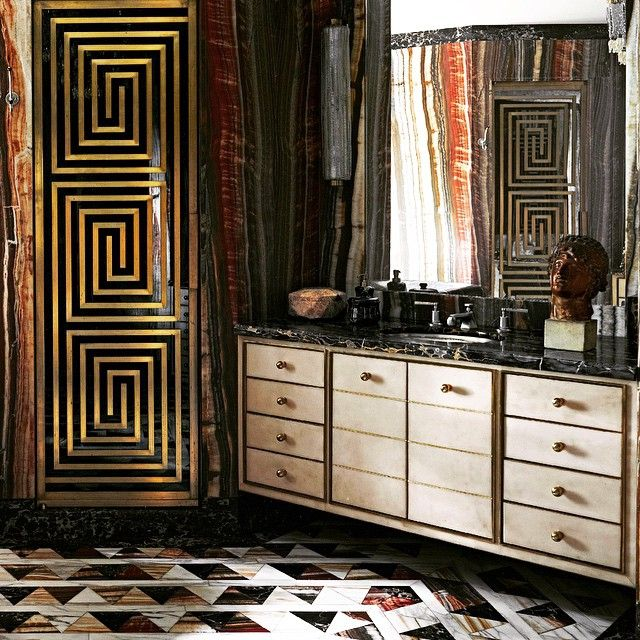 Where texture, pattern and luster come together. Xk