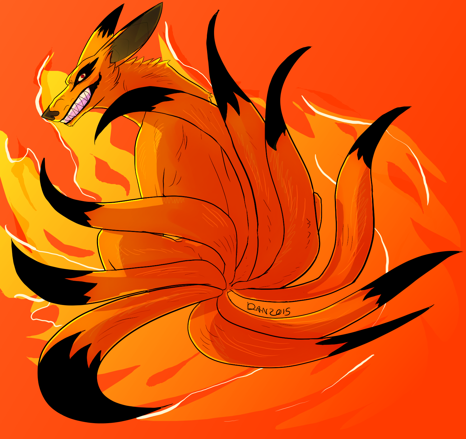 Question Nine Tailed Fox Png 1498 1412 9 Tails Tailed Nine Tailed Fox