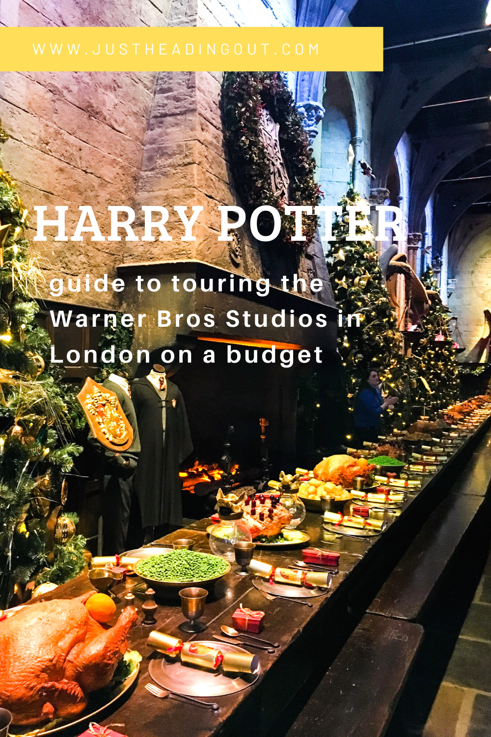 Touring the Warner Bros Harry Potter Studios London on a Budget