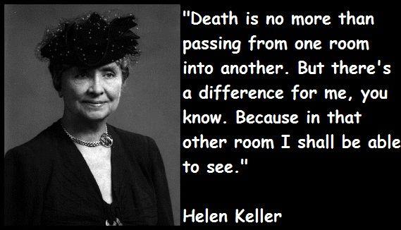 Pin By Bren C On Inspiring Women Helen Keller Quotes