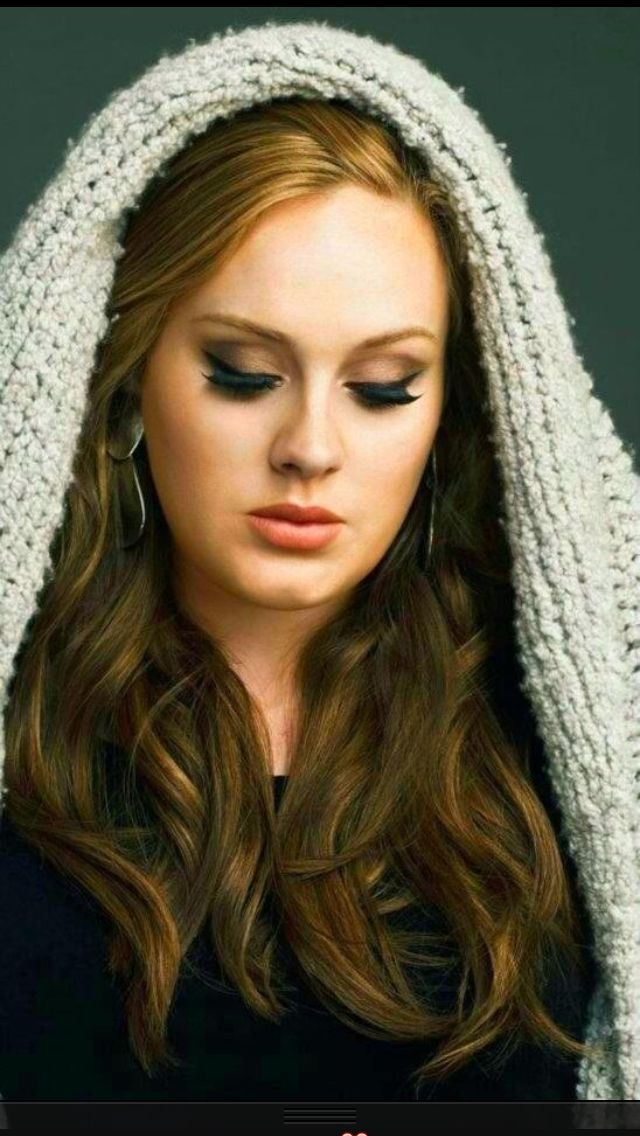 I Love Adele And The Fact About She Doesn T Care What The Haters