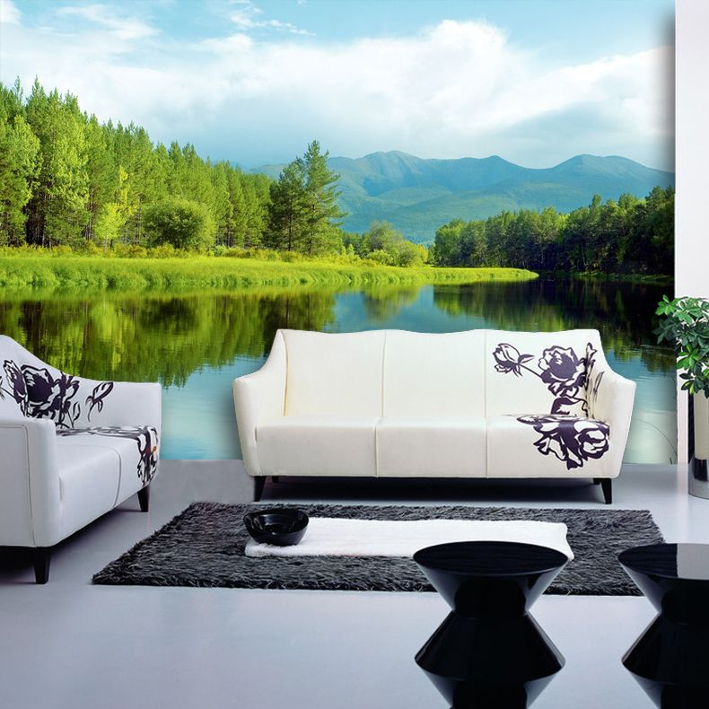 Large Custom Any Size Wall Tv Background Wall 3d Wall Murals Wallpaper  Scenery Photo In Wallpaper Part 37