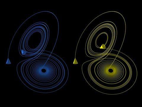 Ugo Amaldi: La teoria del caos, Sistemi dinamici non lineari e caos dete...