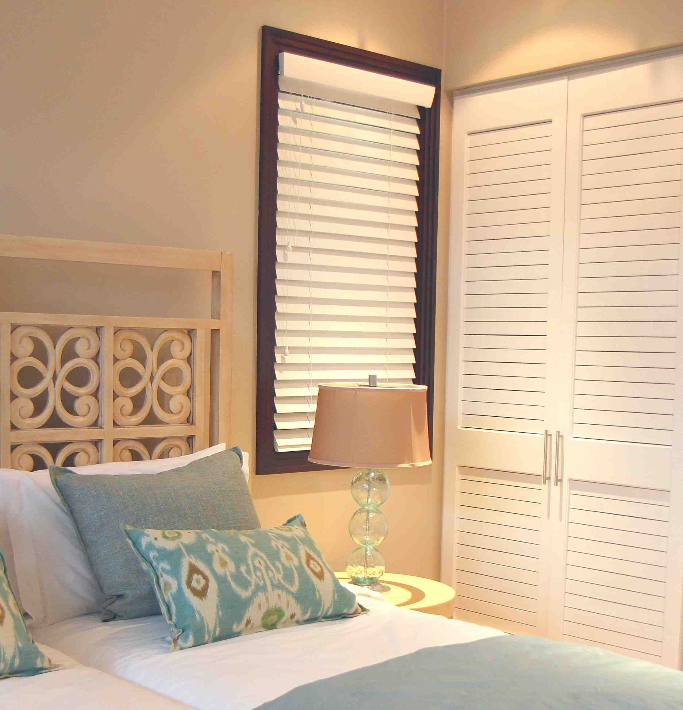 Window coverings shutters  bedroom blinds  american shutters  blinds shutters  pinterest