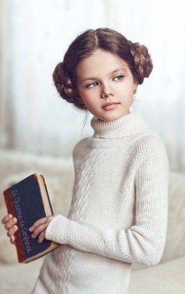 russian child model diana pentovich