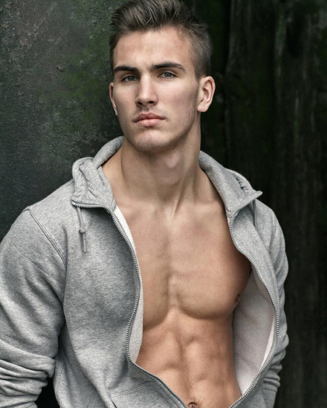 Nathan Brown Fitness Model And Personal Trainer The