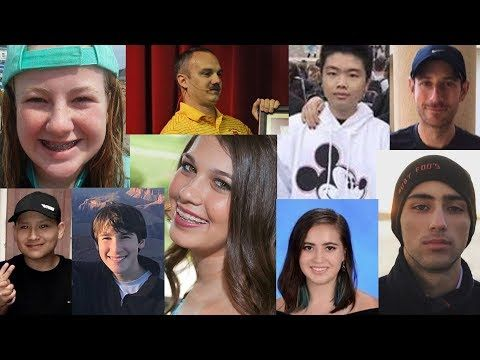 Meet the victims of the parkland florida school shooting whats meet the victims of the parkland florida school shooting whats trending now m4hsunfo