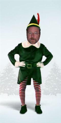 Funny Elves   Funny Biz: funny elf   floats   Pinterest   Christmas ...