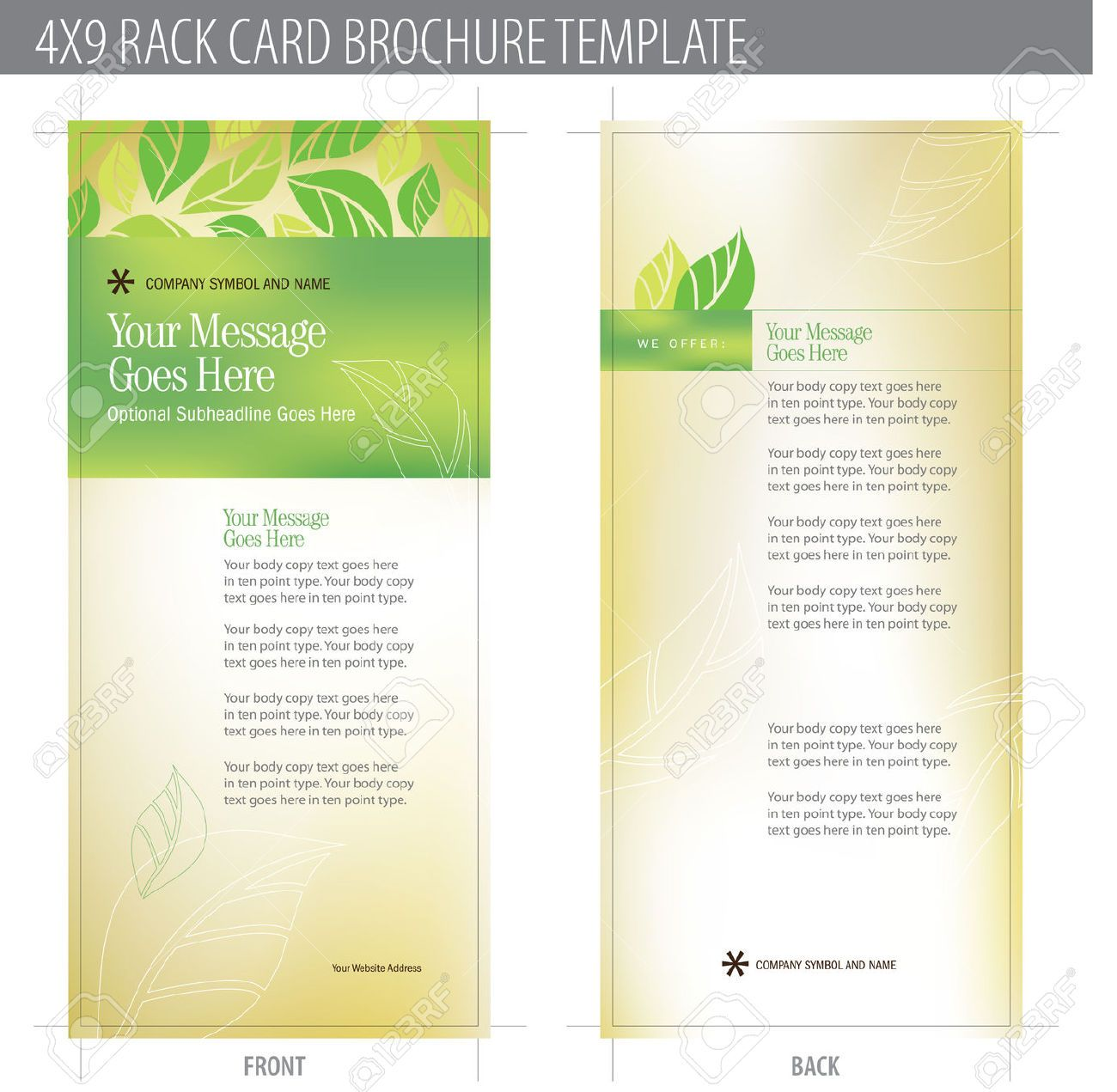 Google Docs Brochure Template  All Templates  Various Templates