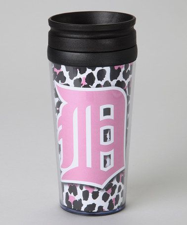 Take a look at this Cheetah Detroit Tigers Acrylic Tumbler by Hunter on #zulily today!