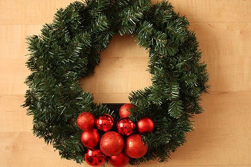simple diy solar powered led christmas wreath light up your wreaths or outdoor decor with solar lights - Solar Powered Christmas Wreath