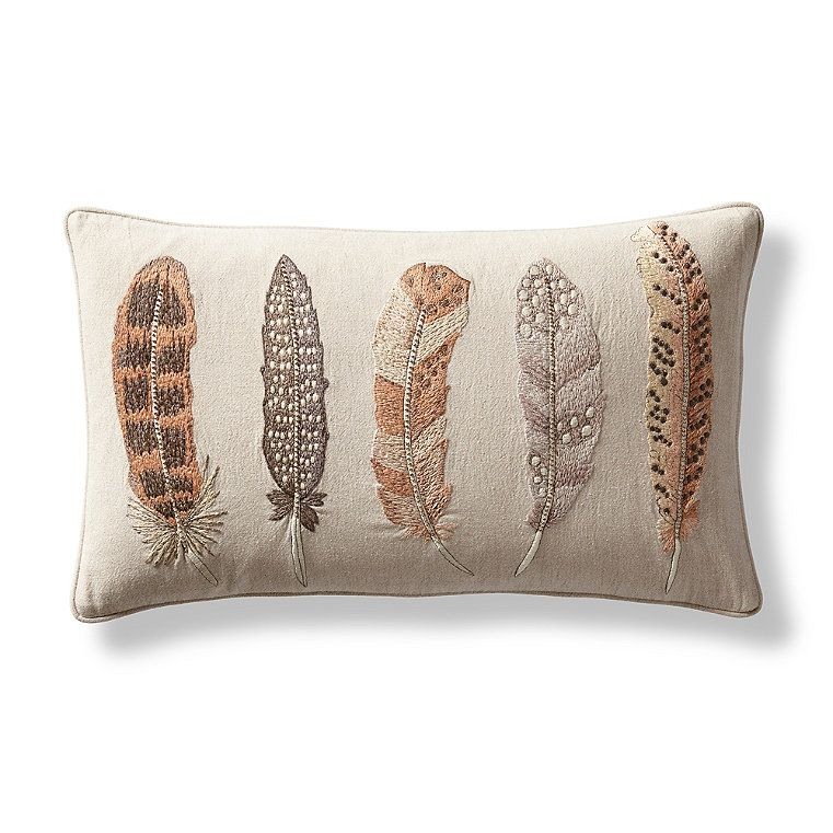 Mirasol Decorative Lumbar Pillow Cover Pillows Pillow Covers