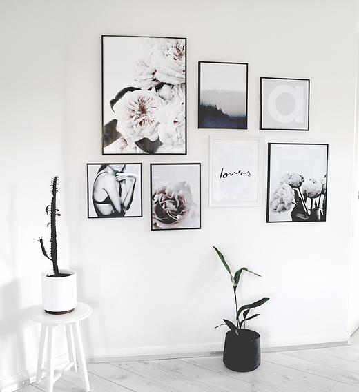 Yorkelee Prints have a range of low priced, creative