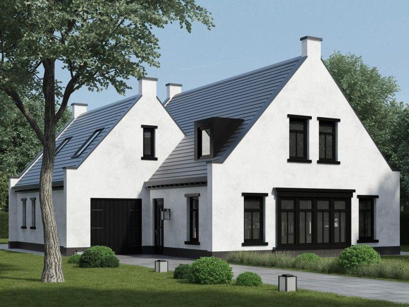 Bb1 pannen gedekt huizen architectuur for Huizen architectuur
