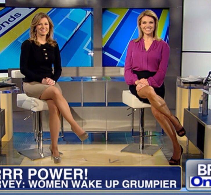 Patti Ann Browne Heather Nauert News Anchor Fox News Channel