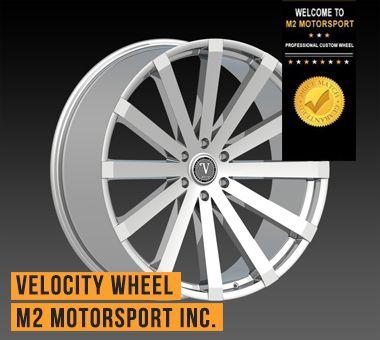 22 24 26 Velocity Vw12 Wheels Chrome Rims Truck Suv Wheels Sale