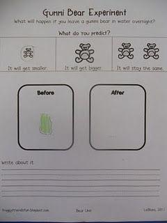 Froggy Friends Fun Bear Y Fun Homeschool Science Science Lessons Teaching Science