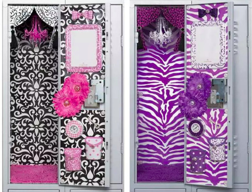 12 DIY BacktoSchool Locker Decorating Ideas Momtastic
