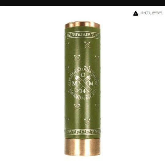 Modmen Limited Edition Copper Limitless Mod @innovapes net