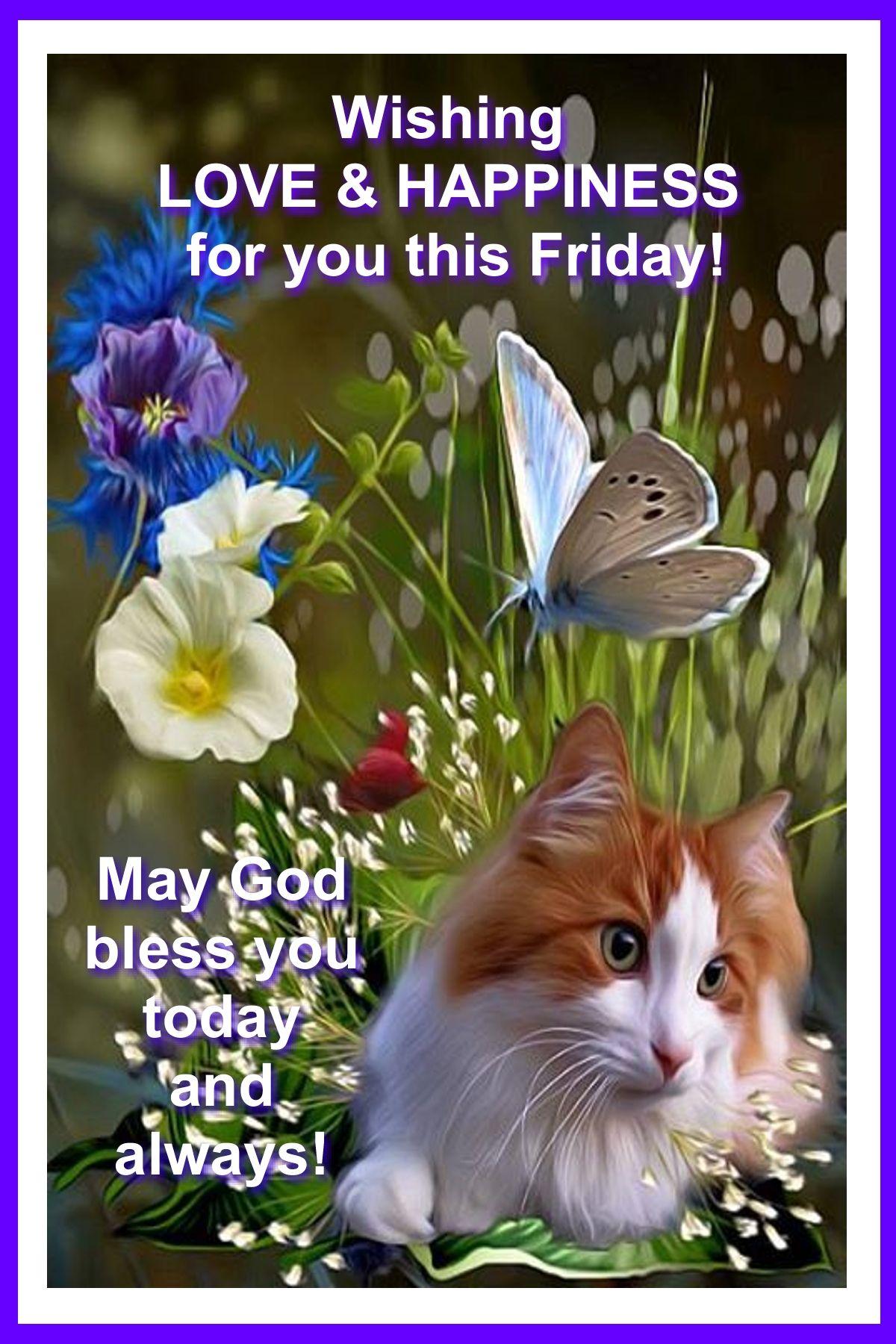 Good Morning Greetings Mornings Pinterest Blessings Friday