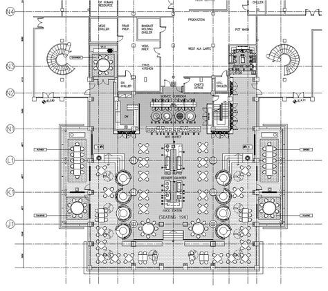 Restaurant Layouts all day dining restaurant layouts - google search | ristoranti