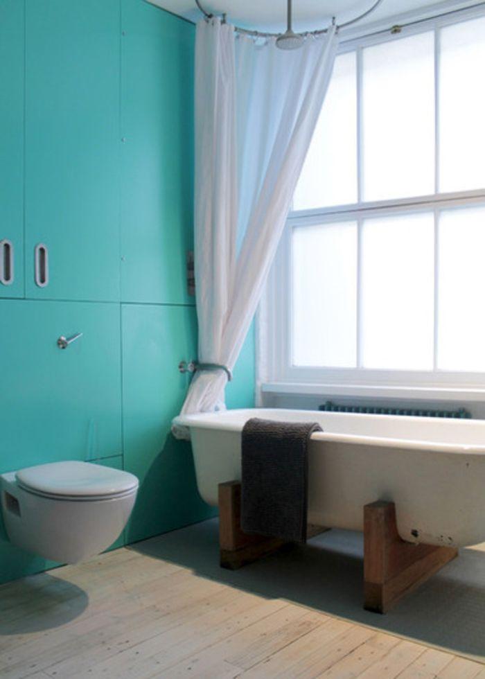 Bad Neu Gestalten: Farbe Ins Badezimmer Bringen IHousDekor