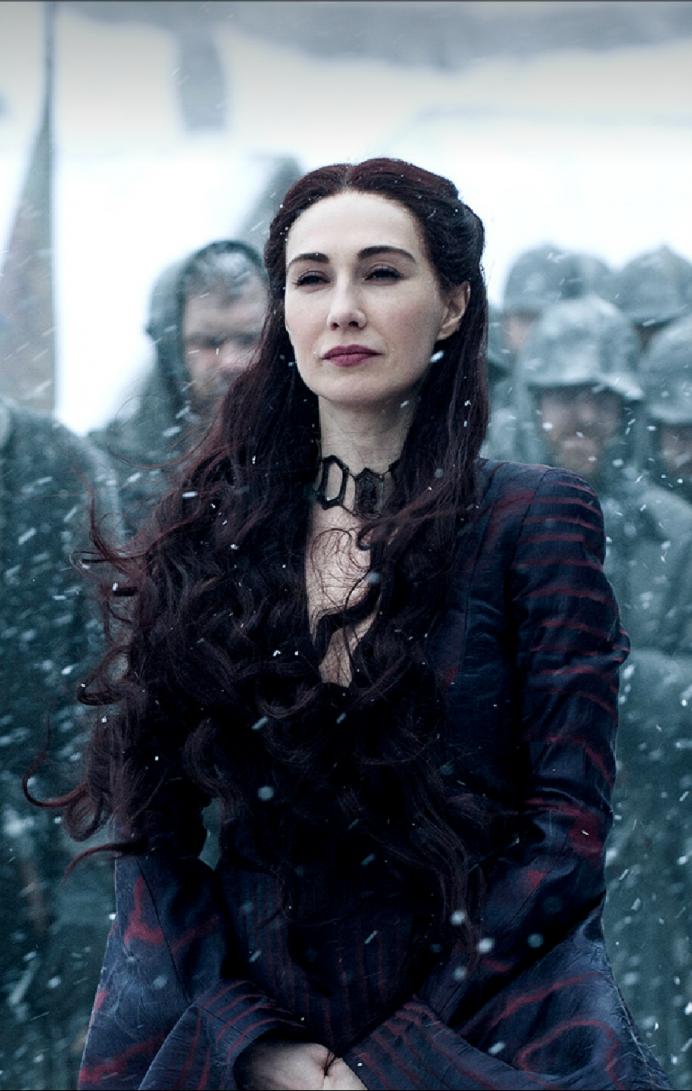 Hottest Woman 4/10/15 - CARICE VAN HOUTEN (Game of Thrones