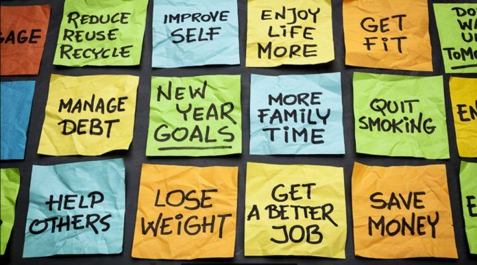 How to Stick to Your New Year's Resolutions - Many people can come up with lots of New Year's resolutions but few can stick to them. The following are crucial tips to stick to your New Year resolutions.