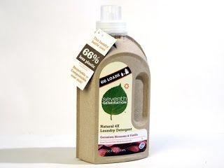 EcoNotas.com: Botellas de Papel, Reciclables, Ecológicas